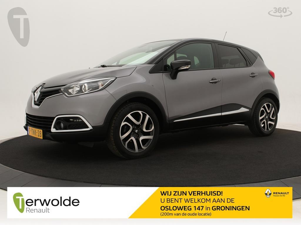 Renault Captur 90 pk tce dynamique r-link navigatie