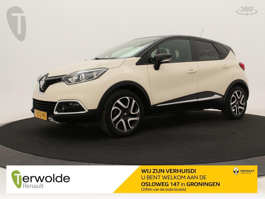 Renault Captur 90 pk tce dynamique