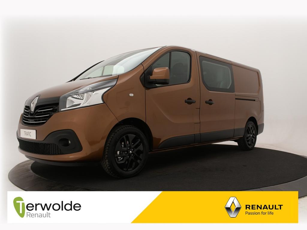 Renault Trafic 125pk dci t29 l2h1 dc luxe