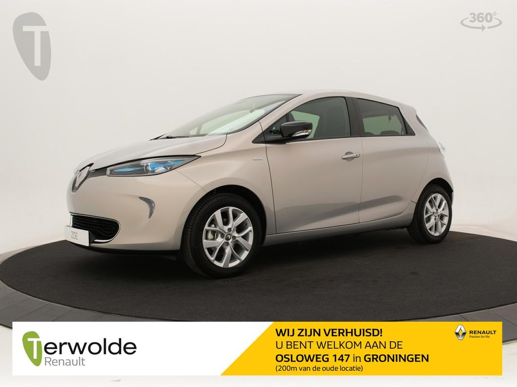 Renault Zoe R110 limited 40