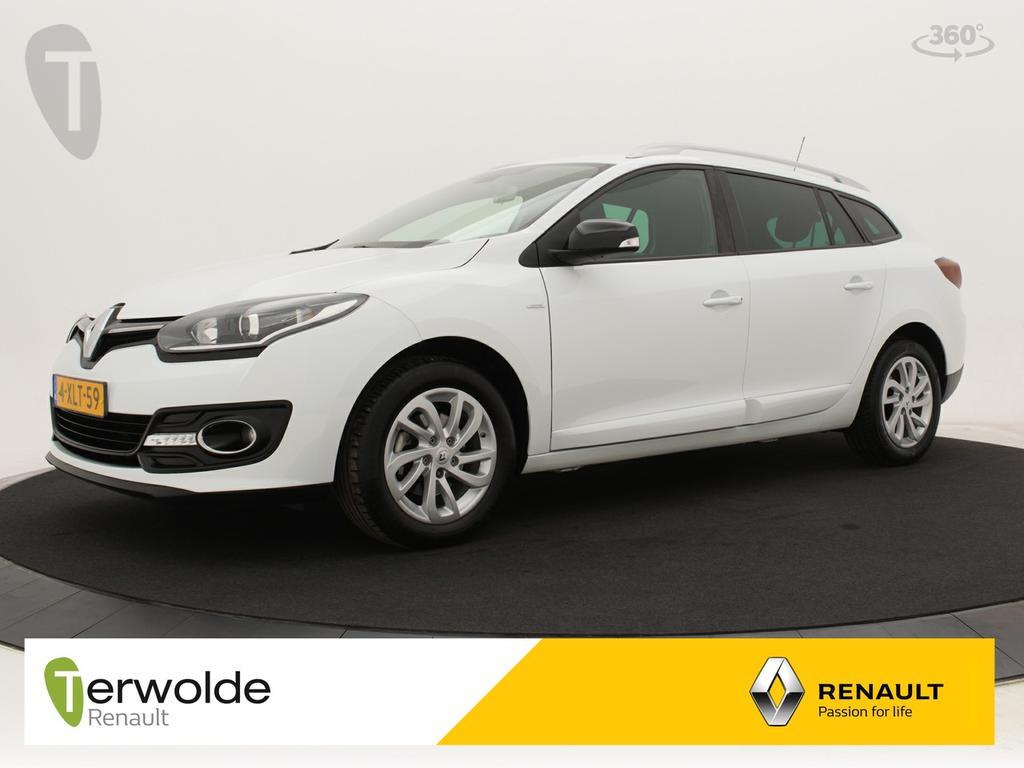 Renault Mégane Estate 116pk tce limited