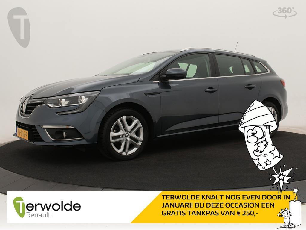 Renault Mégane Estate 132pk tce zen