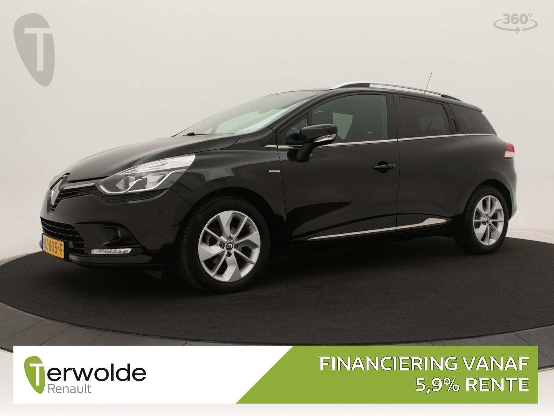 Renault Clio Estate 1.5 dci 90 pk ecoleader limited