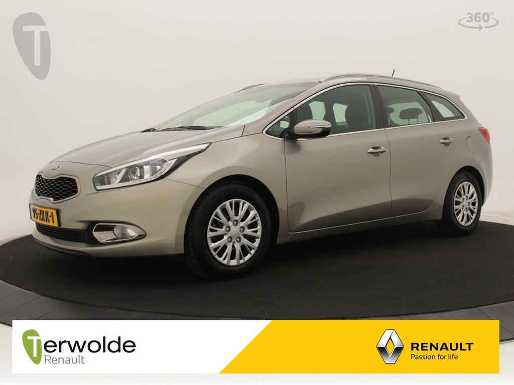 Kia Cee'd Sportswagon 1.6 gdi plus pack