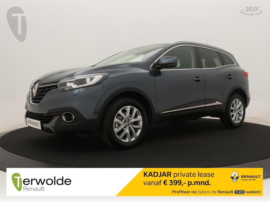 Renault Kadjar 1.5 dci intens 110 pk nu met € 3000,- voorrraad voordeel!!