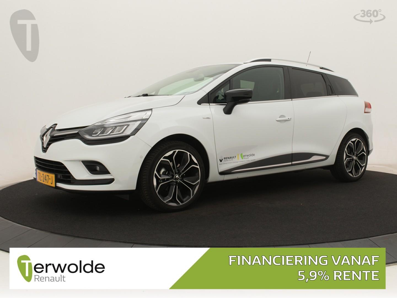 Renault Clio Estate 1.5 dci bose 110 pk
