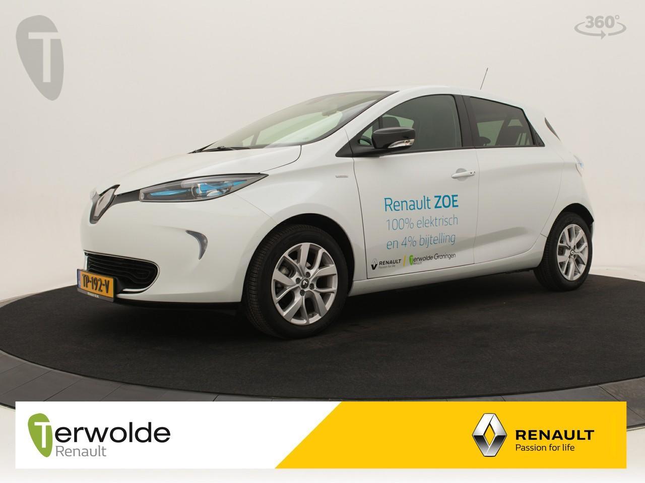 Renault Zoe R110 limited 40 incl batterij