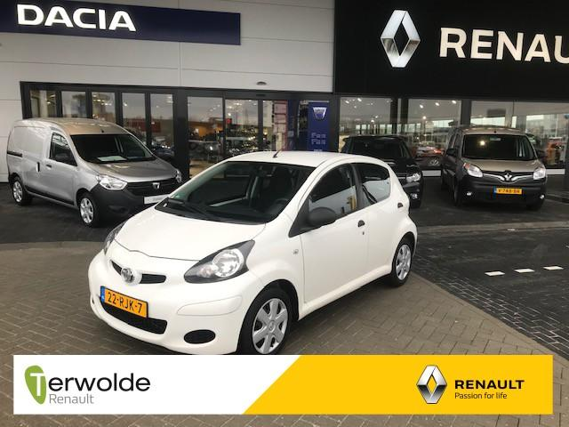 Toyota Aygo 1.0-12v now 5drs