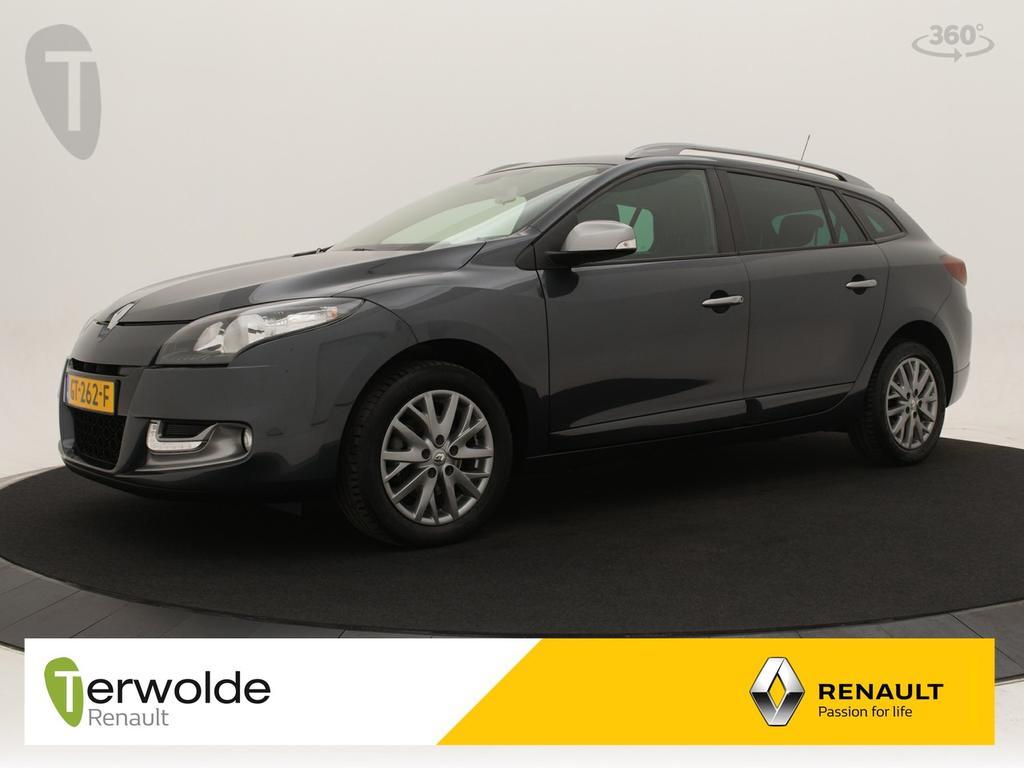 Renault Mégane Estate 1.5 dci expression