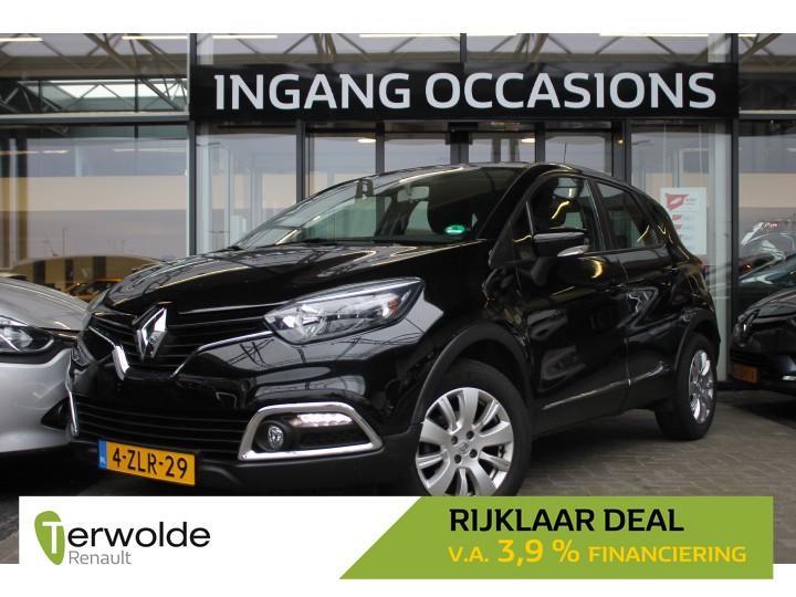 Renault Captur 90 pk tce expression airco