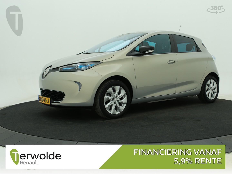 Renault Zoe Q210 intens 22 kwh (ex accu)