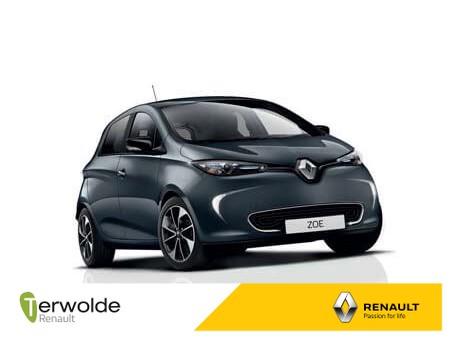 Renault Zoe R90 bose 40 achteruitrijcamera
