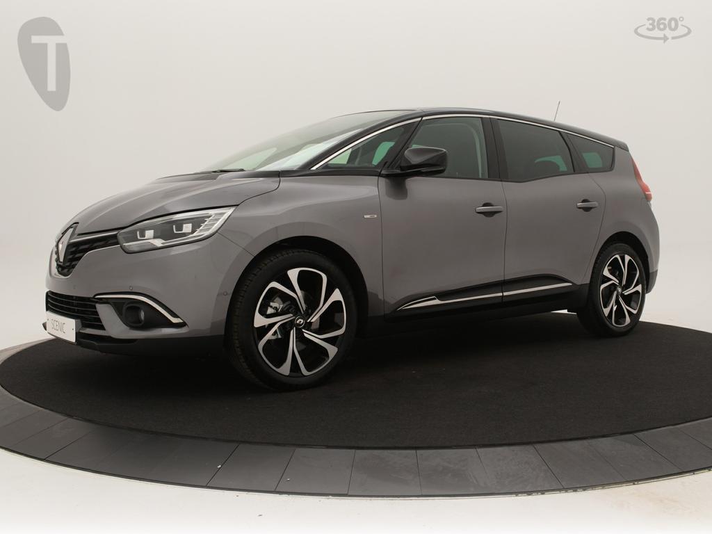 Renault Grand scénic 7-persoons tce 140 pk bose nieuw uit voorraad leverbaar nu met €1.800,- voorraad korting!!