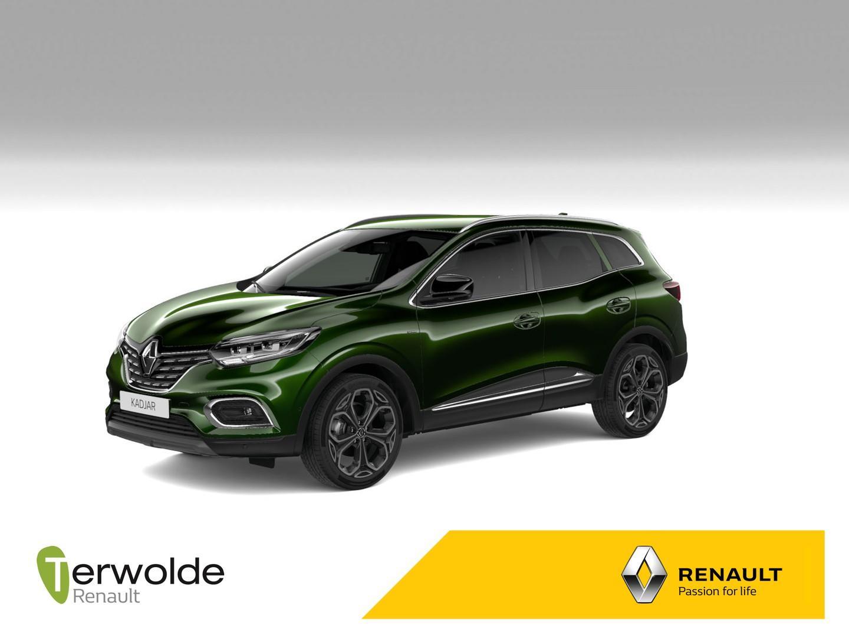 Renault Kadjar 1.3 tce 160pk black edition
