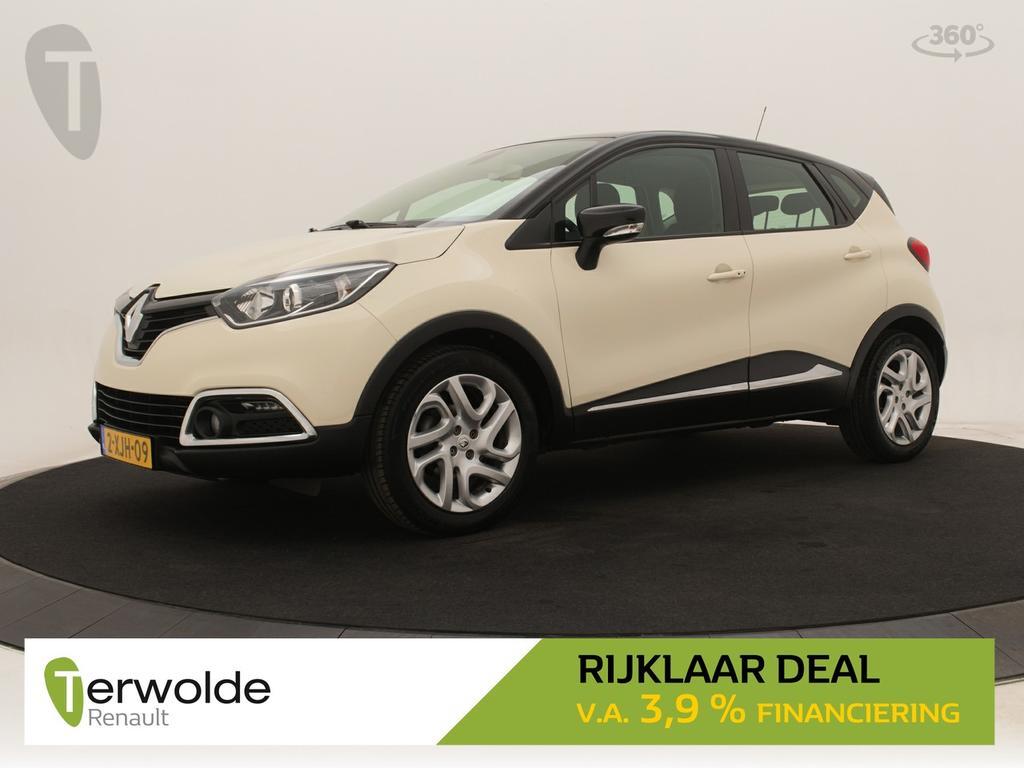 Renault Captur 90 pk tce dynamique navigatie