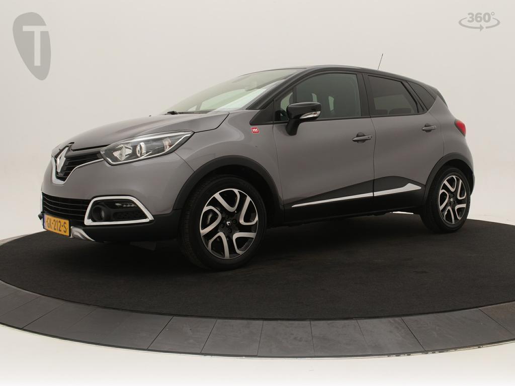 Renault Captur Tce helly hansen