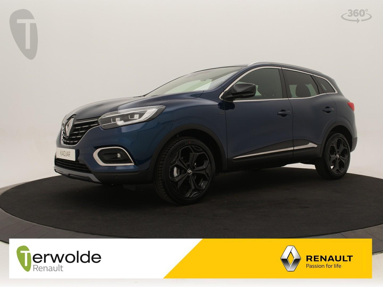 Renault Kadjar Tce 160 pk edc black edition automaat!! nieuw uit voorraad leverbaar