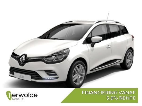 Renault Clio Estate 1.5 dci ecoleader zen