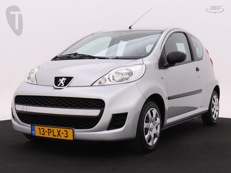 Peugeot 107 1.0-12v accent