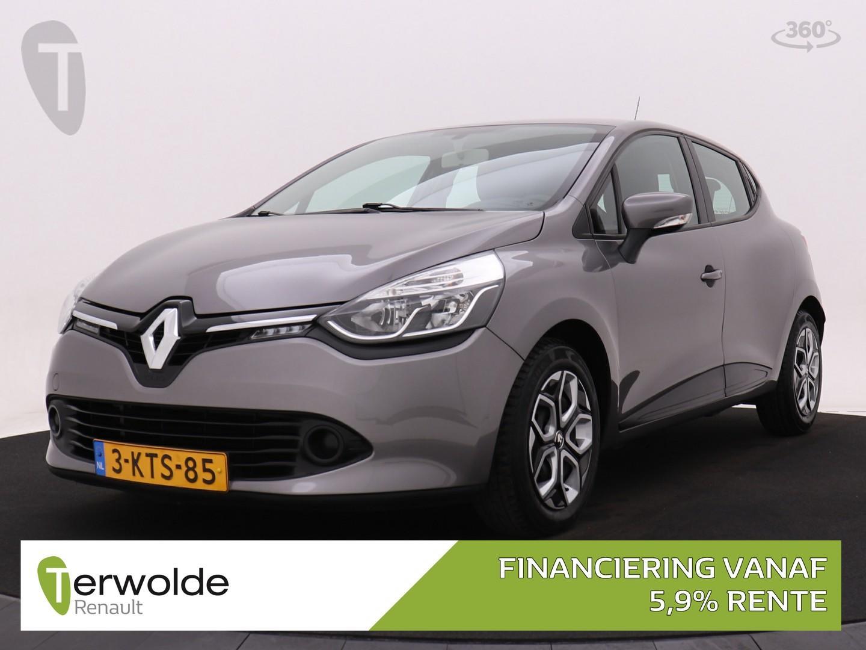 Renault Clio 1.5 dci 90 pk eco