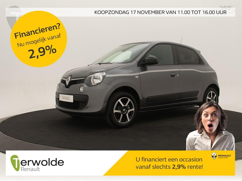 Renault Twingo 1.0 sce limited zondag 17-11 geopend! tussen 11:00 en 16:00 'sinterklaasactie'