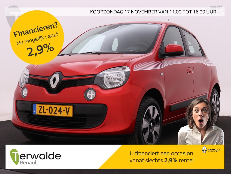 Renault Twingo 1.0 sce collection zondag 17-11 geopend! tussen 11:00 en 16:00 'sinterklaasactie'