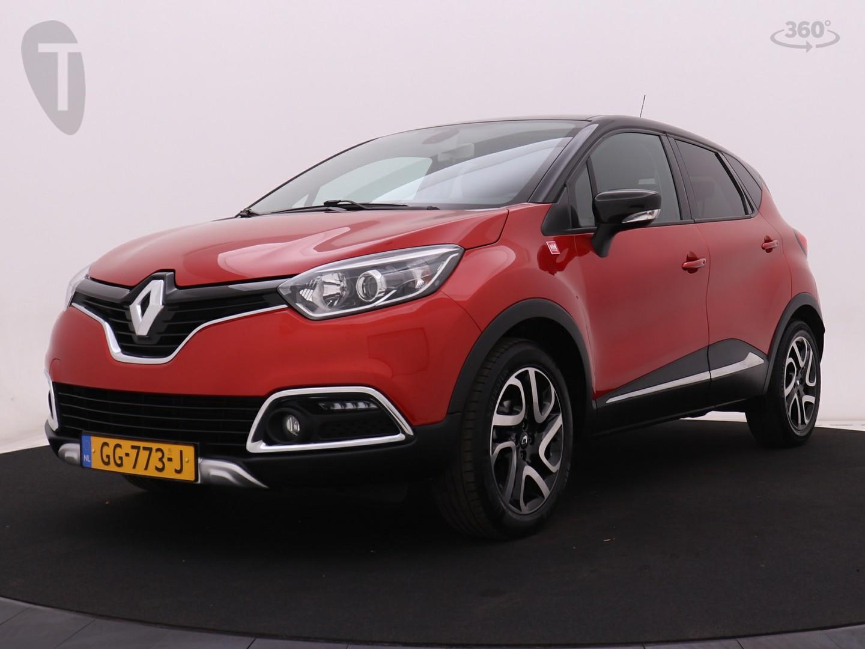 Renault Captur Tce 90 pk helly hansen