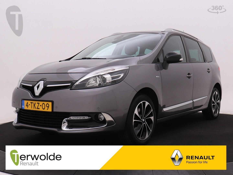 Renault Grand scénic 1.5 dci 110 pk bose
