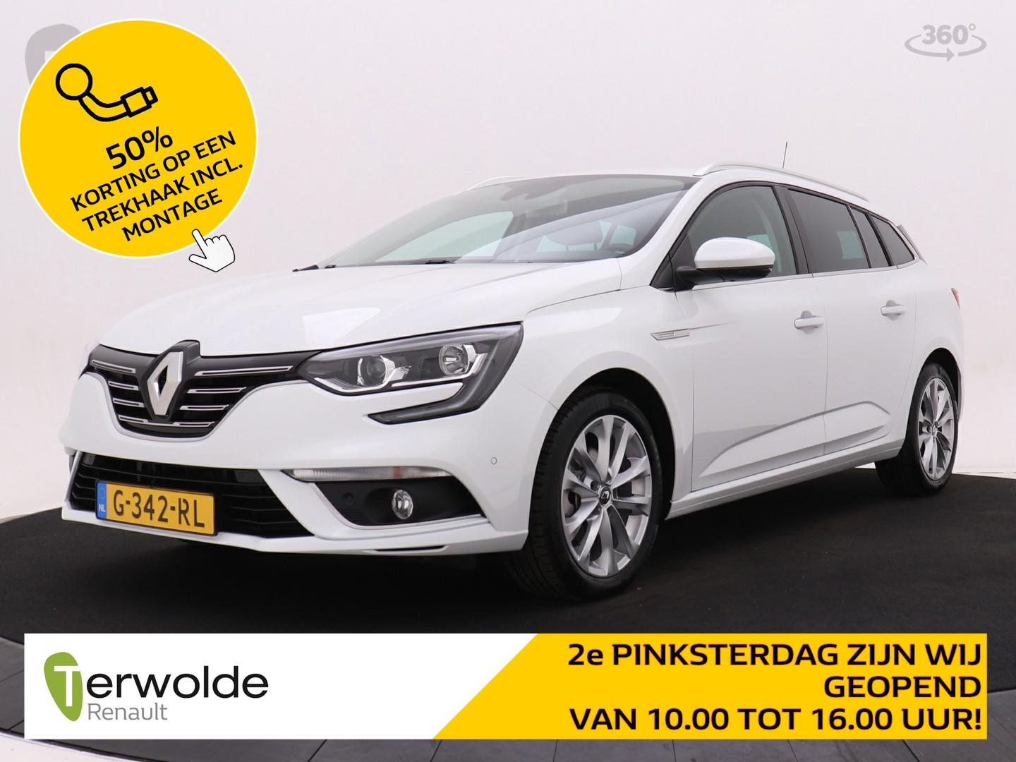Renault Mégane Estate 1.3 tce 140 pk limited