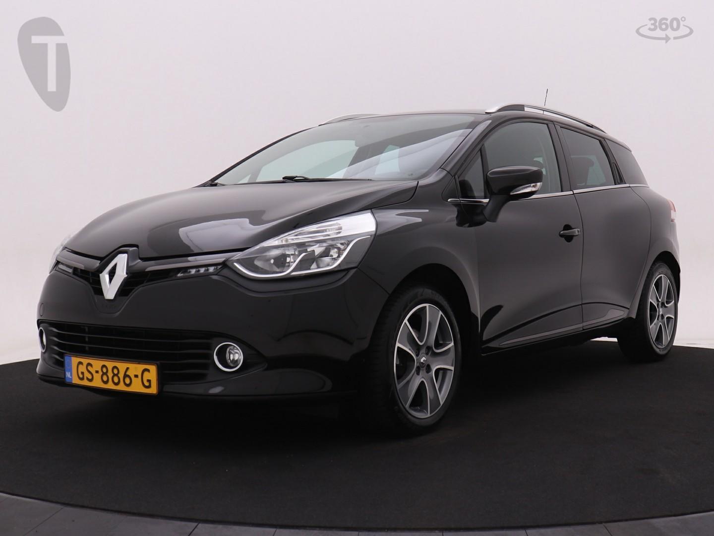Renault Clio Estate 1.5 dci 90 pk eco night&day