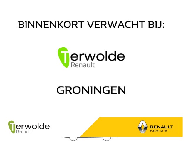 Renault Clio Estate 1.5 dci 90 pk eco expression