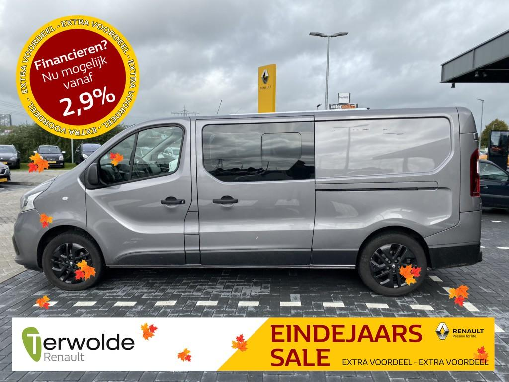 Renault Trafic 1.6 dci 125 pk t29 l2h1 dc luxe energy