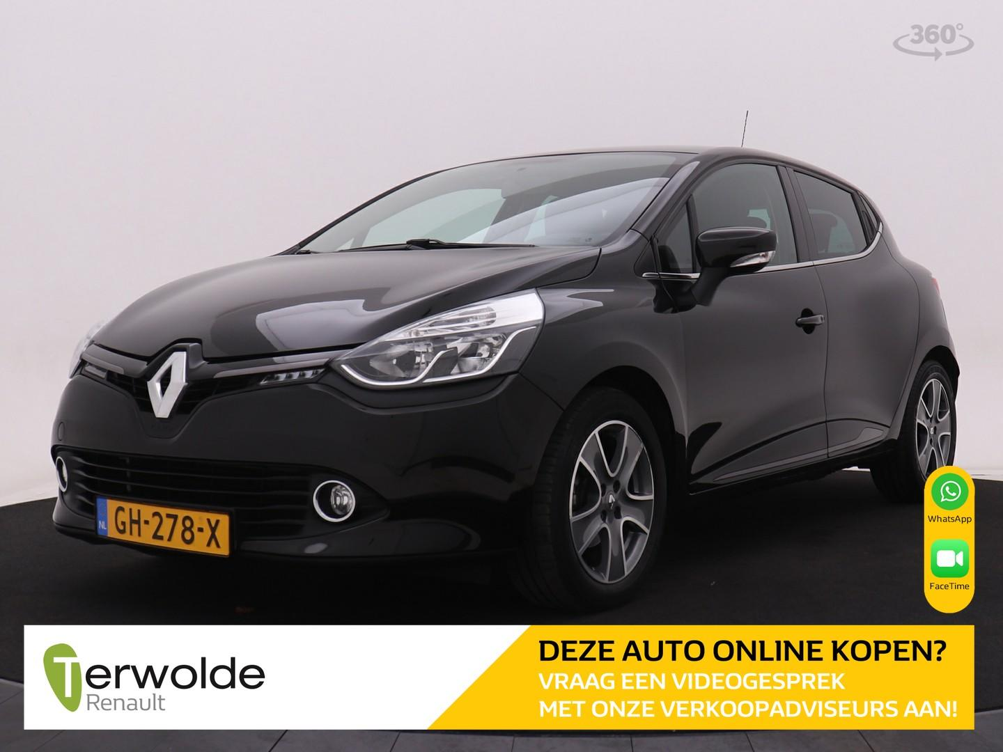 Renault Clio Tce 90 pk eco night&day