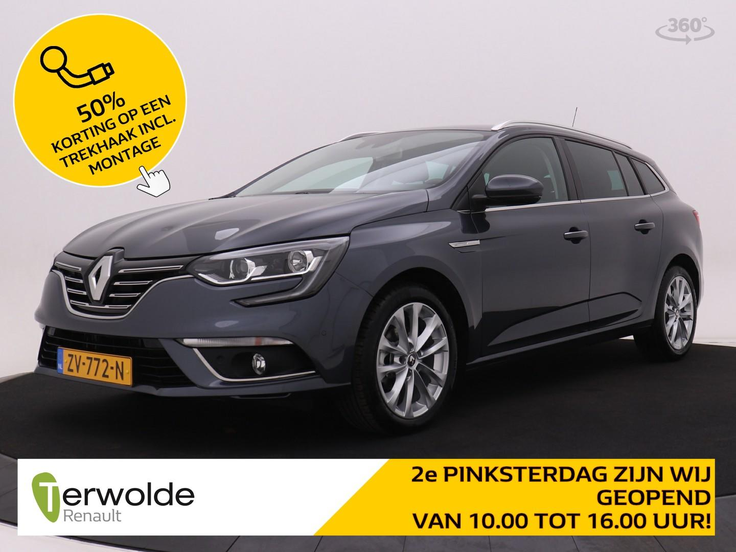 Renault Mégane Estate 1.3 tce 140 pk intens