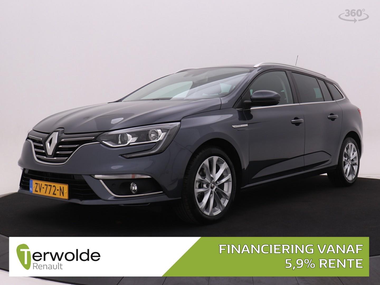 Renault Mégane Estate 1.3 tce 140 pk intens