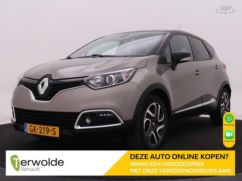 Renault Captur 1.2 tce 120 pk dynamique automaat