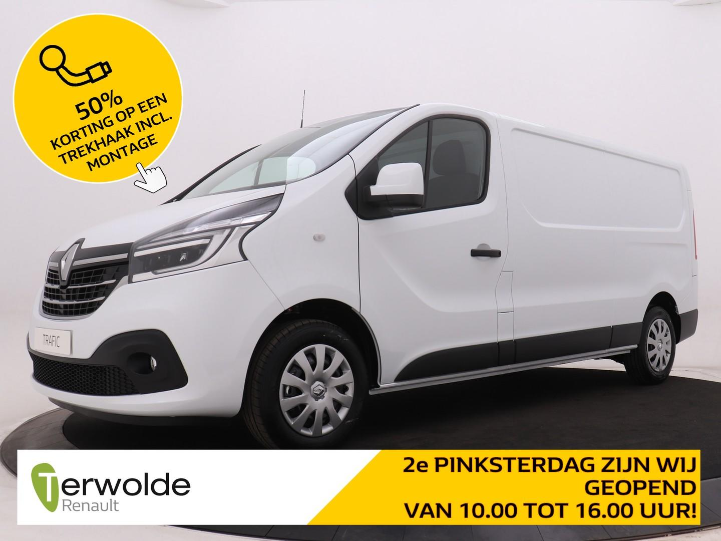 Renault Trafic 2.0 dci t29 120pk l2h1 work edition energy