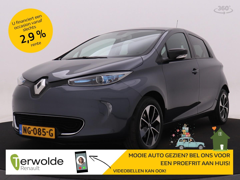 Renault Zoe R90 intens 41 kwh luxe uitvoering
