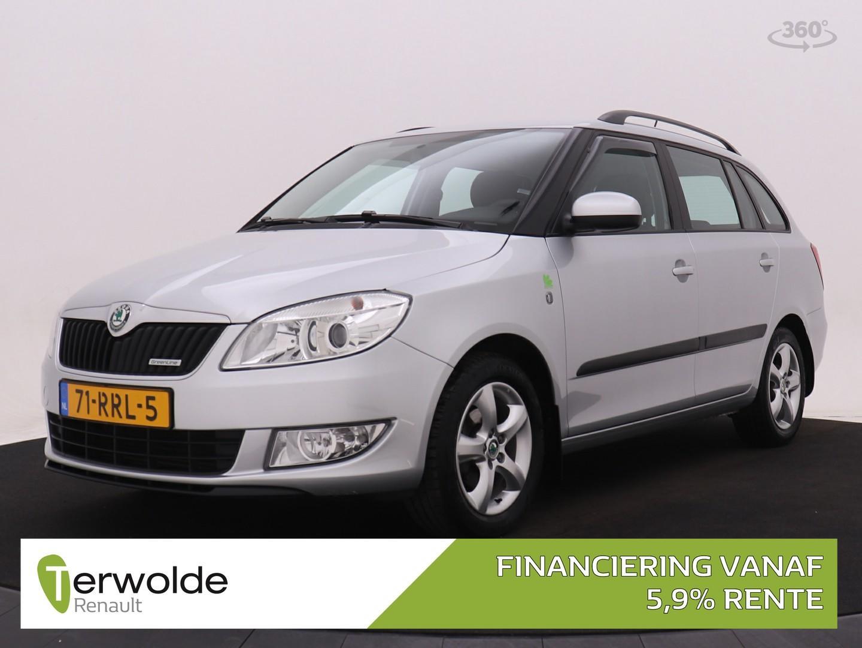 Škoda Fabia Combi 1.2 tdi greenline airco