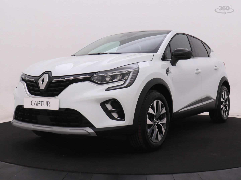 Renault Captur Tce bi-fuel intens 100 pk!! nu €2.146 voorraad korting en 5 jaar garantie!!