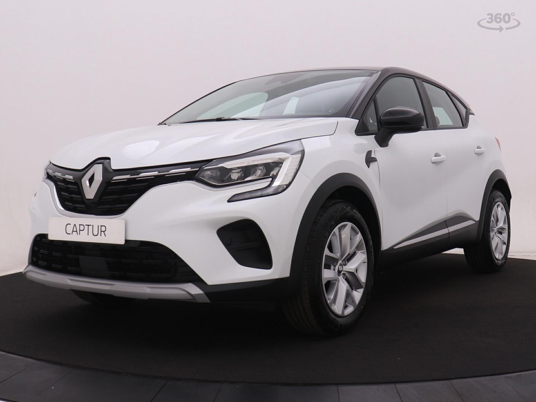 Renault Captur Tce bi-fuel zen 100 pk nu € 2.146,- voorraad korting en 5 jaar garantie!!!