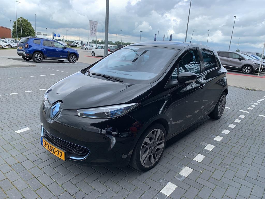 Renault Zoe Q210 zen quickcharge 22 kwh (ex accu) huur accu