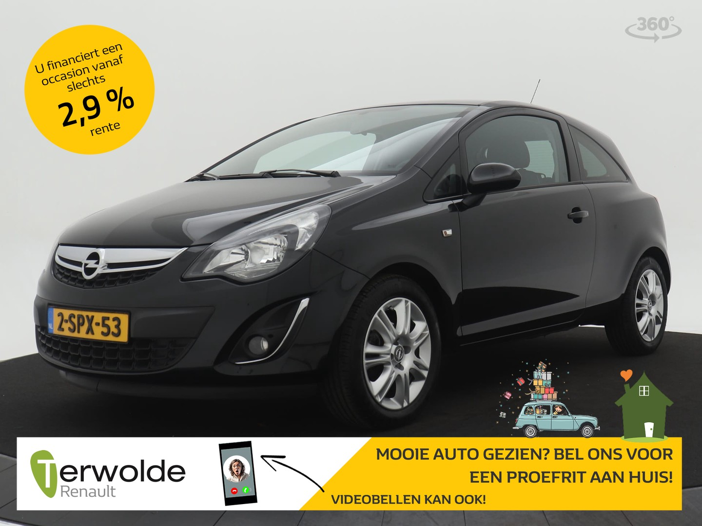 Opel Corsa 1.2 ecoflex color edition lpg