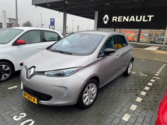 Renault Zoe Q210 zen quickcharge 22 kwh (accu huur)