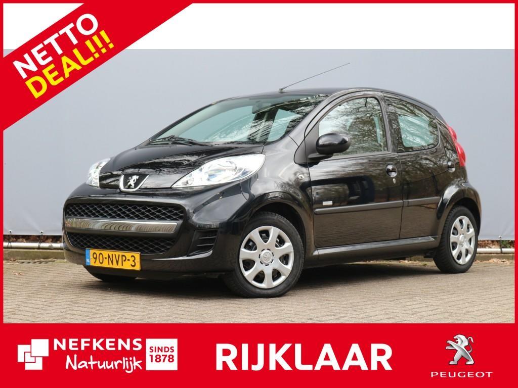 Peugeot 107 1.0 68 pk millesim 200 netto deal & rijklaar