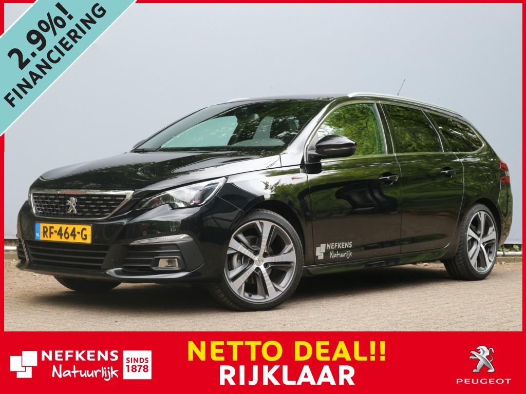 Peugeot 308 Sw 1.2 130 pk automaat gt-line netto deal & rijklaar
