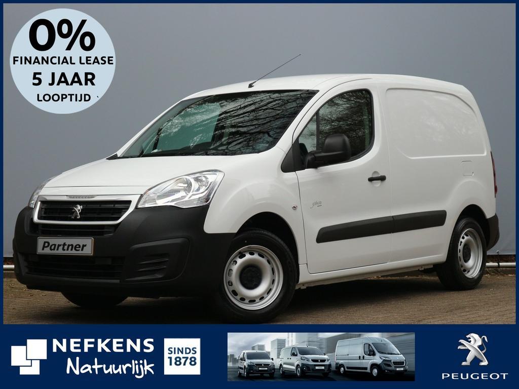 Peugeot Partner L1 120 1.6 hdi 75 pk premium uit voorraad leverbaar