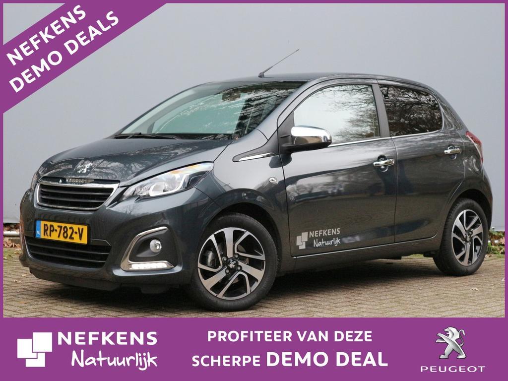 Peugeot 108 1.0 68 pk allure netto deal