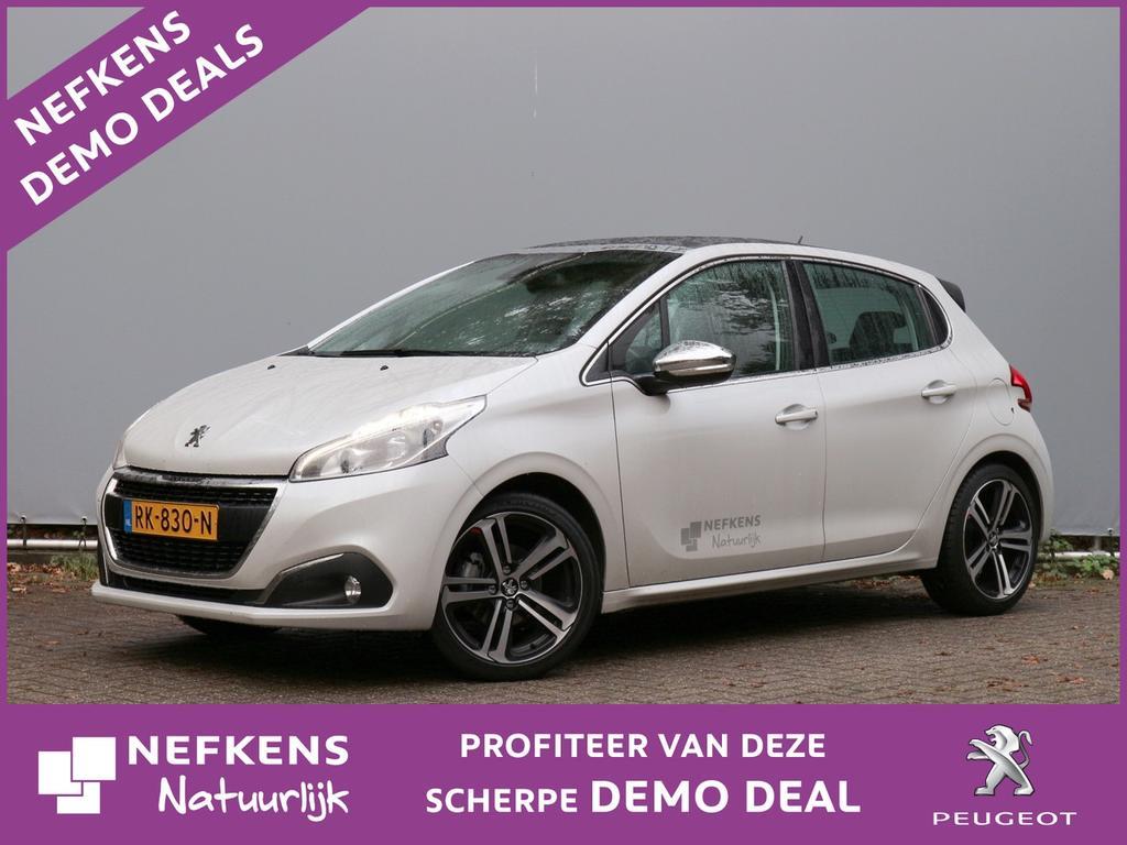 Peugeot 208 1.2 82 pk allure netto deal