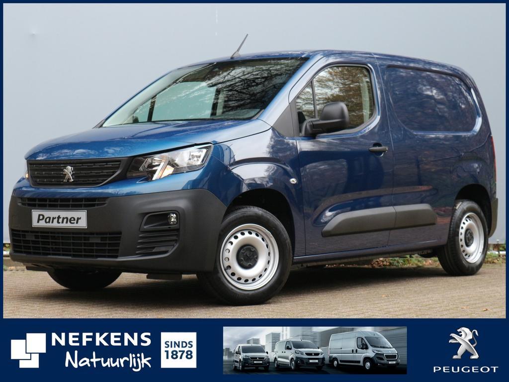 Peugeot Partner L1 1.6 hdi 100 pk premium 650 kg uit voorraad leverbaar